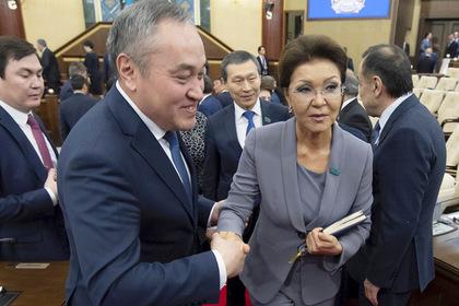 Дочь Назарбаева отказалась идти на выборы президента Казахстана