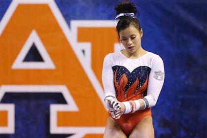 Сломавшая обе ноги гимнастка рассказала о своем состоянии