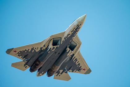 Стало известно о возвращении Су-57 в Сирию