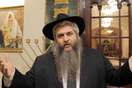 Глава иудеев-хасидов Украины захотел повлиять на ход президентских выборов