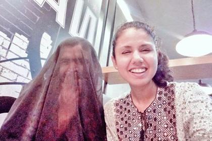 Блогерша превратила мужа в мусульманку и показала результат