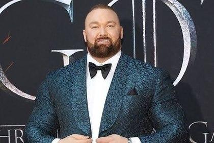 Актер из «Игры престолов» в пятый раз стал самым сильным человеком Европы