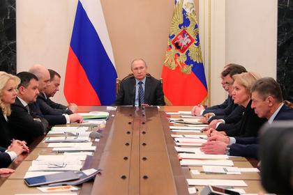 Раскрыт принцип Путина по отбору чиновников