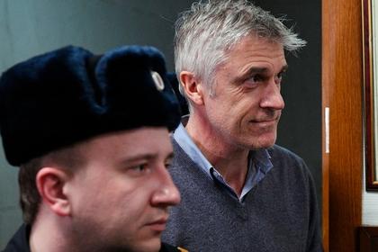 Следствие попросило отпустить домой арестованного в Москве инвестора из США