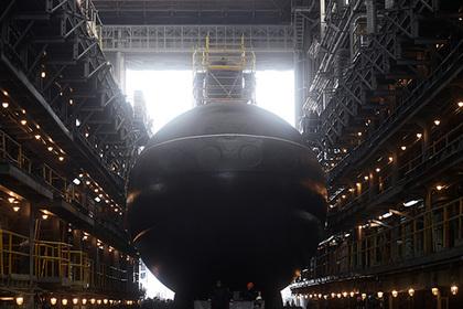 Российский газ захотели перевозить на атомных подводных лодках