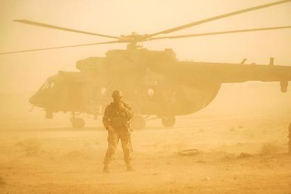 Российские военные покинули ключевые позиции на севере Сирии