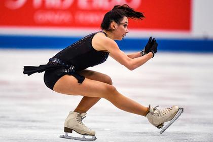 Туктамышева стала второй в короткой программе на командном чемпионате мира