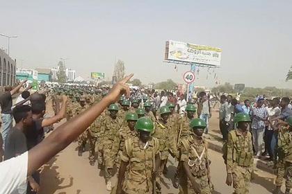 Кремль отреагировал на военный переворот в Судане