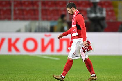 Игрок «Спартака» сломал нос американцу в Москве
