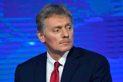 В Кремле высказались о роли Путина в деле арестованного инвестора из США