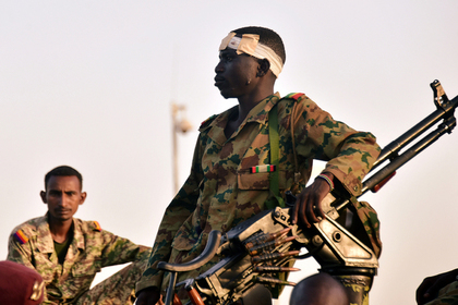 Суданская армия заявила о готовности отдать власть