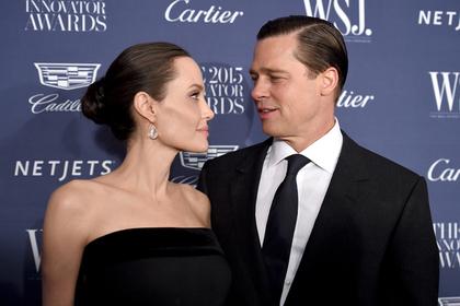 Анджелина Джоли задумала вернуть Брэда Питта