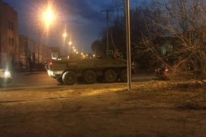В Тюмени началась контртеррористическая  операция