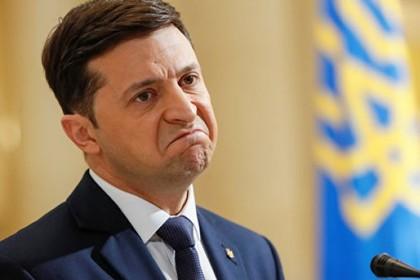Зеленский отказался уважать Порошенко