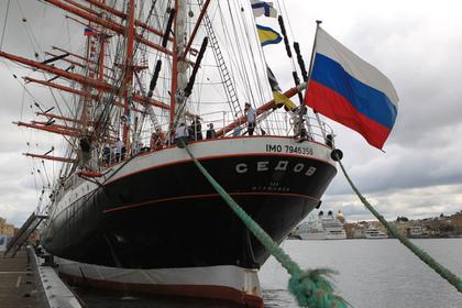 Польшу поблагодарили за отказ впустить парусник с крымскими курсантами
