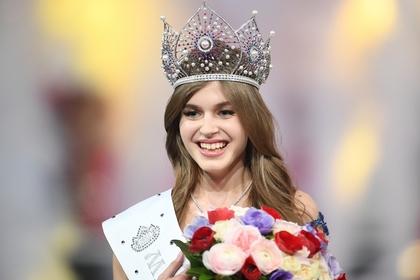 Выбрана новая «Мисс Россия»