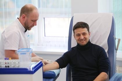 Зеленский назвал причину нежелания сдать анализы с Порошенко