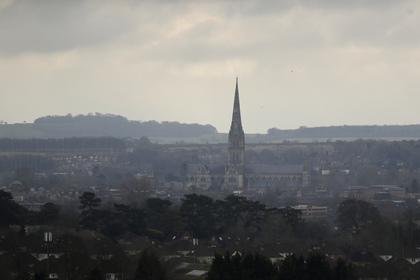 Солсбери назвали лучшим местом для проживания в Британии