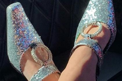 «Единственная красавица в семье Кардашьян» полюбила грузинскую обувь