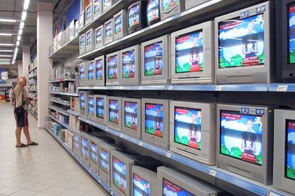 Зрители 20 регионов лишились привычного телевидения