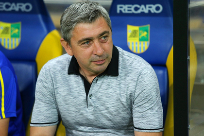 Украинского тренера пригрозили изгнать из футбола