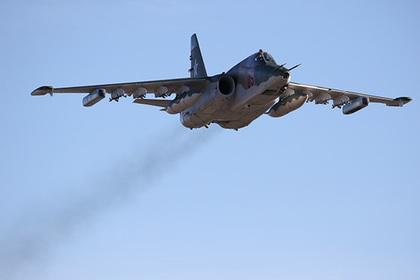 Су-25СМ уничтожили «врага» под Челябинском