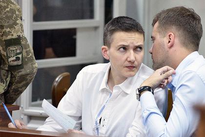 Генпрокурор Украины пообещал Савченко дальнейшие преследования