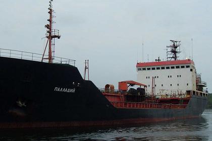 Часть задержанных в Южной Корее моряков вернулась в Россию