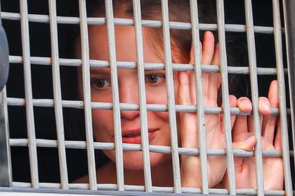 В Москве полиция задержала участницу Pussy Riot