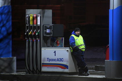 Минфин подсчитал потери бюджета от заморозки цен на бензин