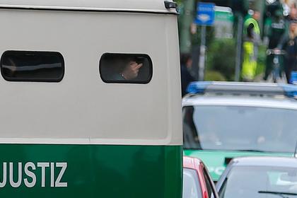 Немецких националистов оштрафовали за получение денег из-за границы