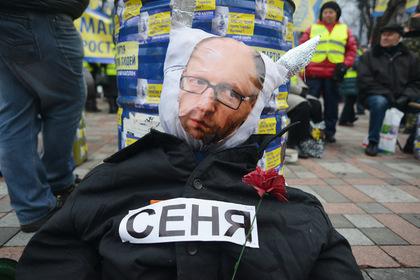Лидеров Майдана обвинили в сдаче Крыма