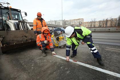 В России задумались о сужении левых полос на магистралях