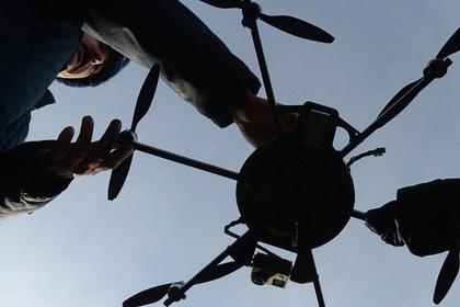Квадрокоптер отследил преступников и навел на них Росгвардию