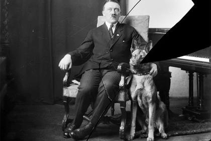 Найдены неизвестные фотографии Гитлера
