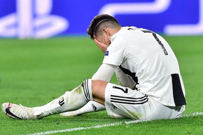 Мать Роналду описала реакцию сына на вылет из Лиги чемпионов