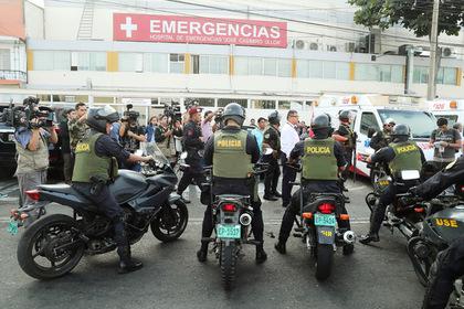 Объявлено о смерти бывшего президента Перу после попытки самоубийства