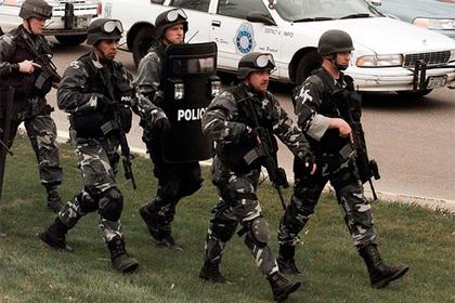 Спецназовцы рассказали о последствиях бойни в «Колумбайне»