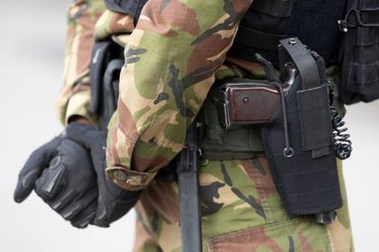 Соратники полковника Квачкова планировали вооруженное нападение на отдел полиции
