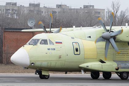 В первом полете у Ил-112В отказала автоматика