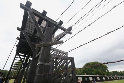 92-летнему мужчине предъявили обвинения за охрану концлагеря