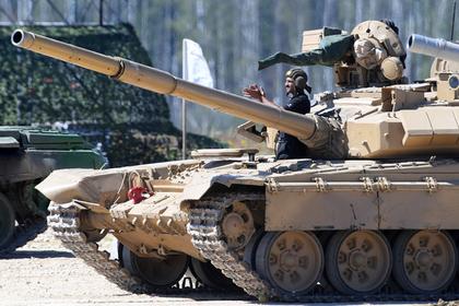 В Индии выдвинули России условие покупки Т-90МС