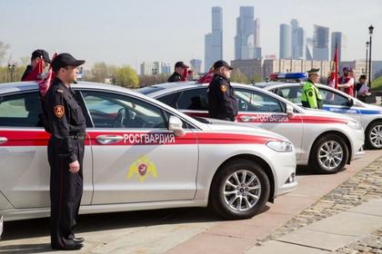 Росгвардия даст старт всероссийскому автопробегу