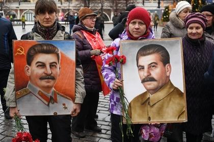 Оправдавшие Сталина россияне отказались жить в его эпоху