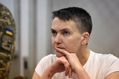 Савченко рассказала о своих политических предпочтениях