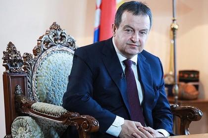 Сербия пожаловалась на давление из-за нежелания принять санкции против России
