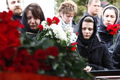 В России разрешат частные кладбища