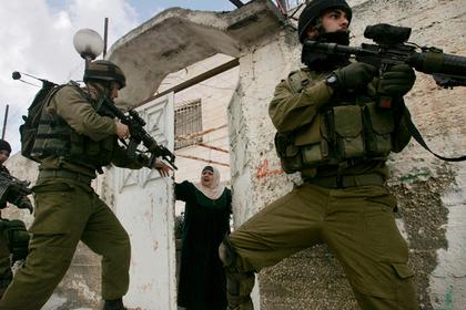 Израиль устроил Палестине недельную блокаду ради праздника