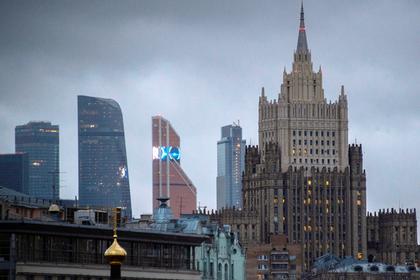 Россия отказалась считаться с аргументами из доклада Мюллера