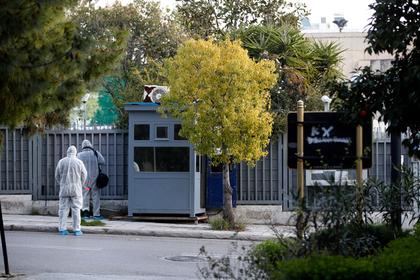 Взрыв у российского консульства в Греции связали со студентами-анархистами